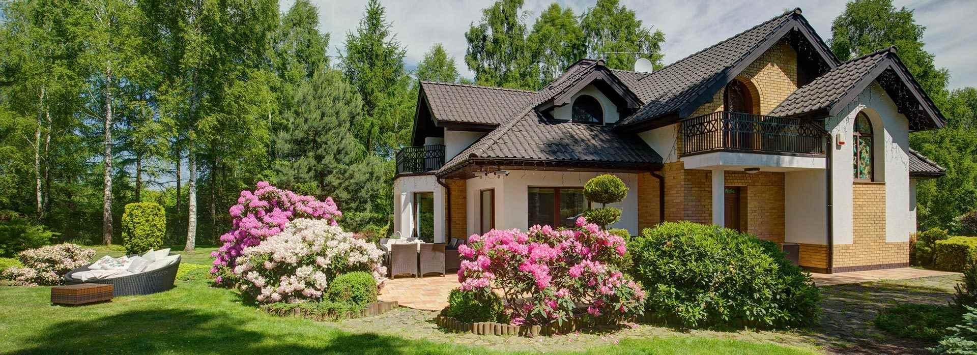 Строительство коттеджей и загородных домов в СПб и Ленинградской области