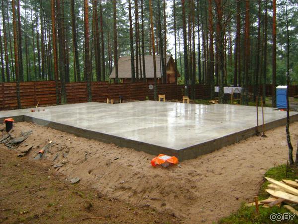 Как выбрать фундамент для строительства дома