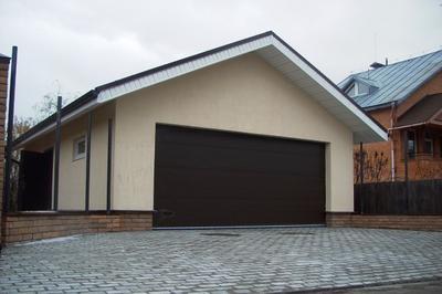 Строительство гаража из пеноблоков: экономичность и высокое качество