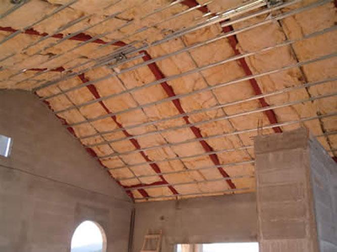 Утепление крыши: несколько особенностей исполнения