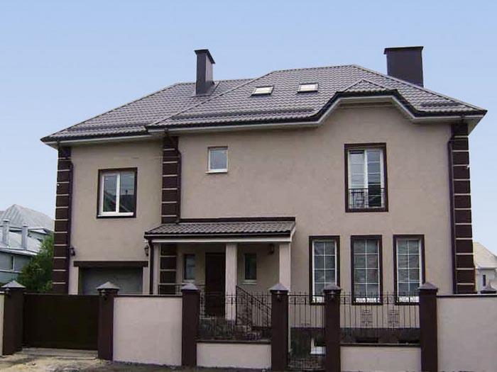Cколько строится монолитный дом