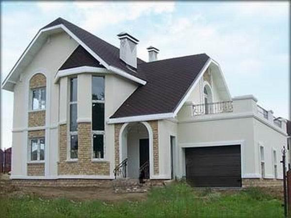 Технология строительства домов из газобетона под ключ