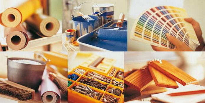 Выбор материалов для внутренней отделки