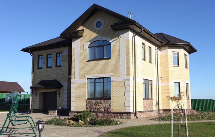Построить дом из газобетона недорого