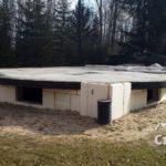 Строительство дома с цокольным этажом Строительство фундамента в СПб и Ленинградской области
