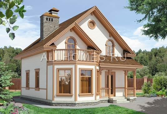 Готовые проекты домов и коттеджей Каталог готовых