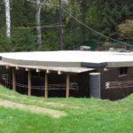 Строительство дома с цокольным этажом готовый подвальный этаж без утепления