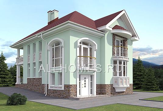Строительство коттеджей в Самаре построить загородный дом