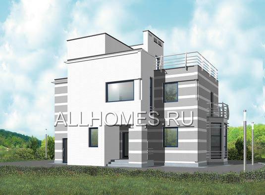 Проект дома I-151-1P