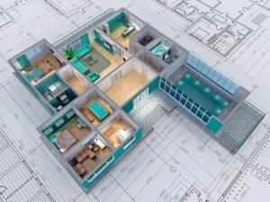 Проектирование коттеджей в Санкт-Петербурге и Ленинградской области