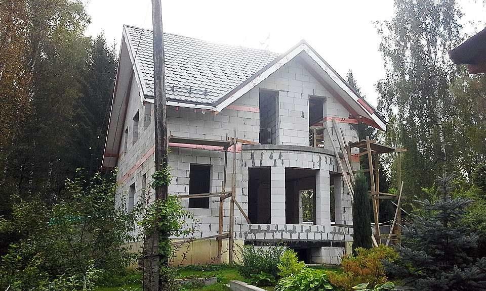 От чего зависят сроки строительства частного дома