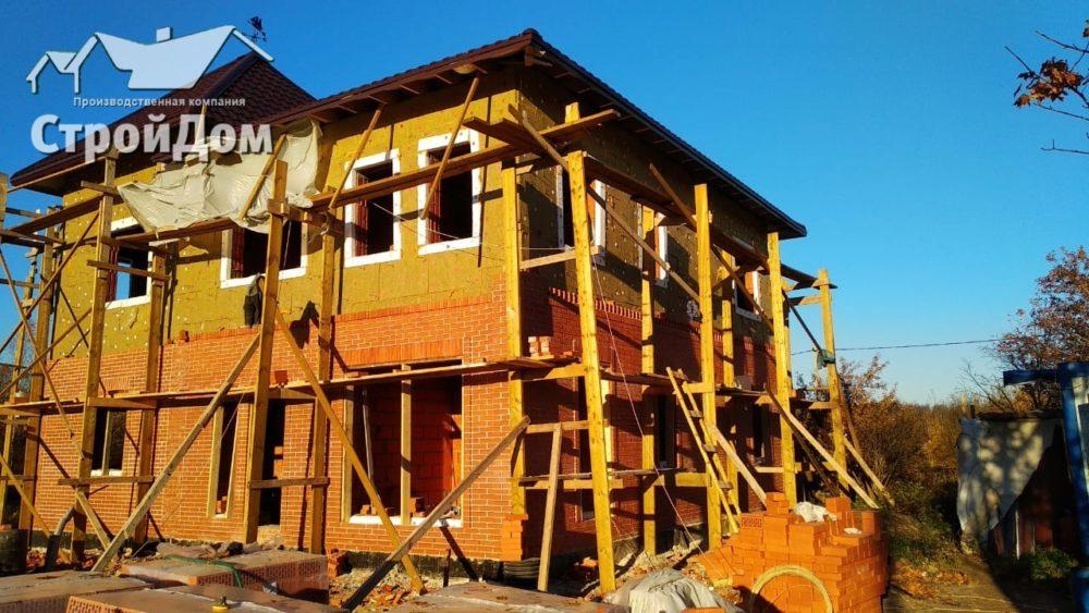 Почему дома из кирпича являются самыми дорогими: из чего складывается цена