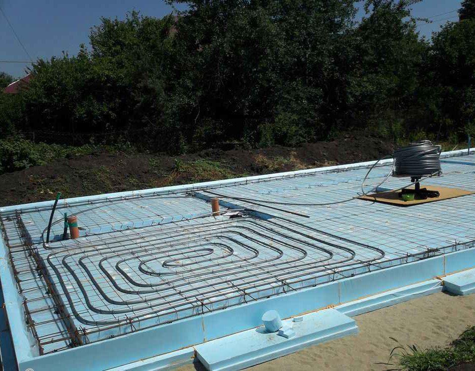 Ограничения в архитектуре проекта при строительстве домов на УШП