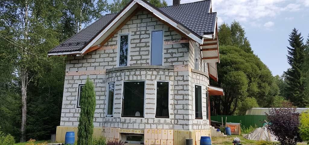 Сколько будет стоить построить средний по всем параметрам дом под ключ