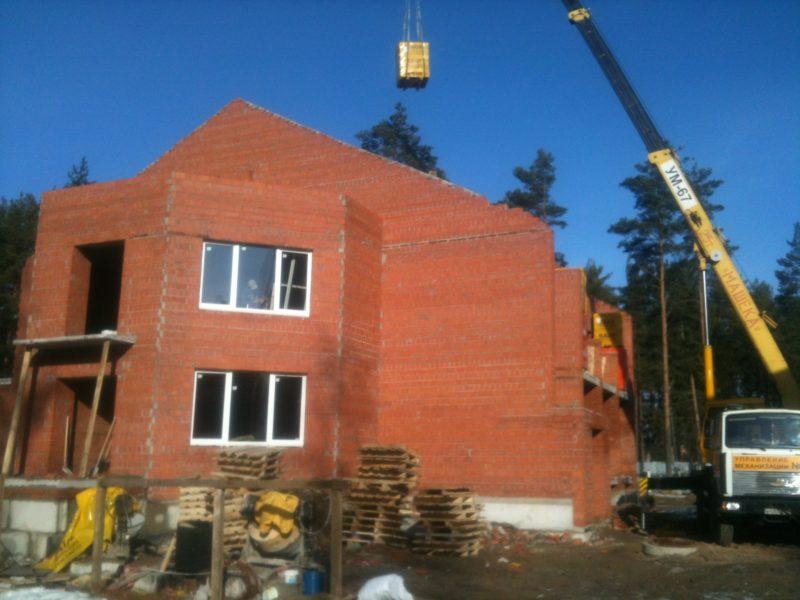Эволюция строительства загородных домов
