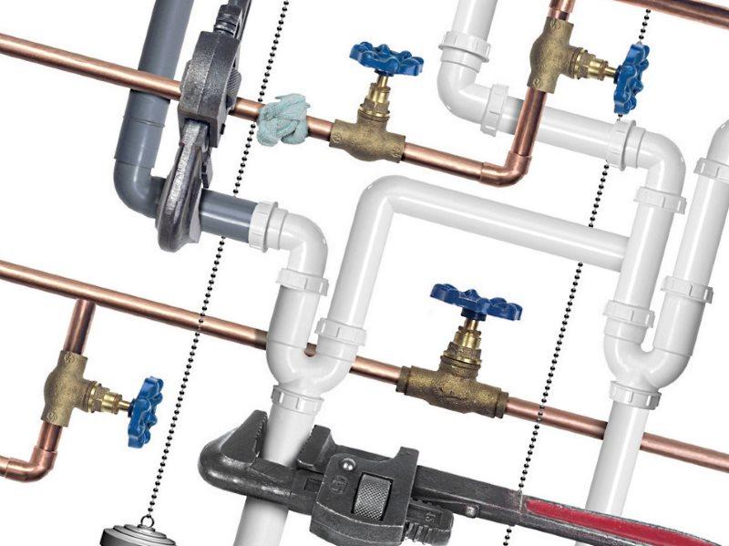Монтаж систем отопления в СПб и Ленинградской области