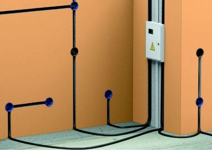 Проект и монтаж электроснабжения частного дома