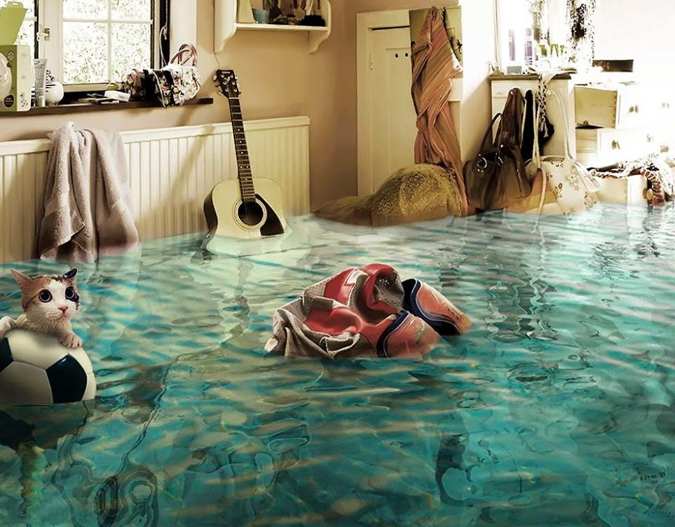 Современная гидроизоляция дома побеждает воду в любых ситуациях