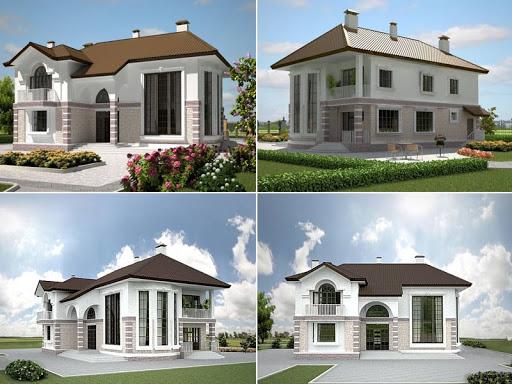 Что входит в проект индивидуального жилого дома