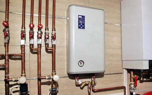 Как выбрать электрический котел для отопления частного дома