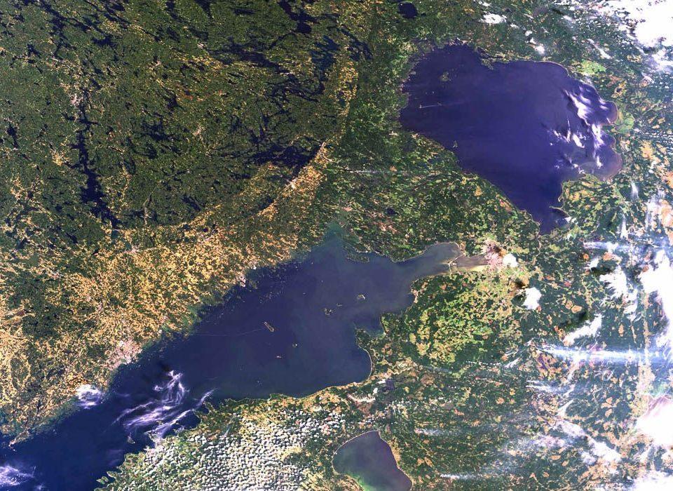 Где лучше строить дом? Выбираем лучший район для строительства коттеджа в Ленинградской области