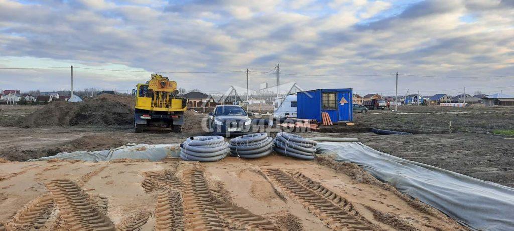 Когда строить дом в Санкт-Петербурге